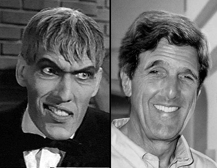 Lurch and John Kerry